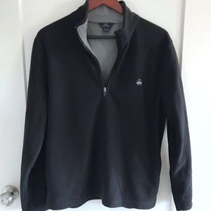 Men's Brooks Brothers Long Sleeve Pullover Fleece